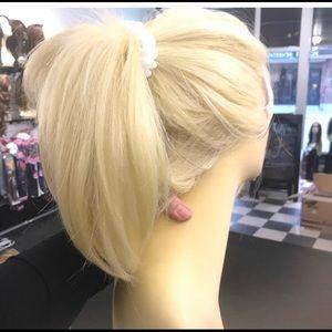 Accessories - Platinum blonde Fullcap 13x6 Swisslace Wear up New